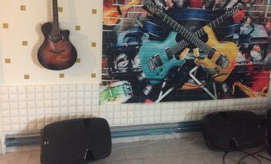 Visuel du projet achat d 'instruments pour le studio