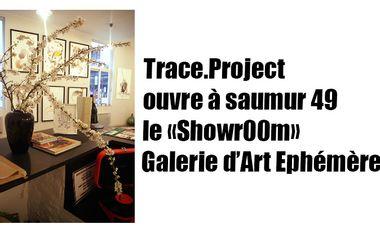 Visuel du projet Soutenons la Galerie Ephémère ShoWr00m a exister *Trace.Project*
