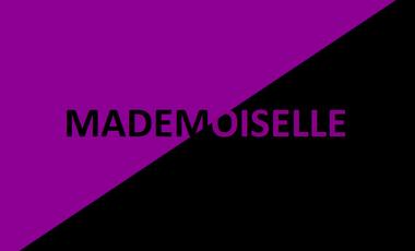 Visueel van project Mademoiselle / Court-métrage chorégraphique