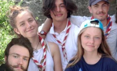 Visueel van project Projet solidaire dans les Balkans