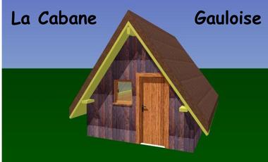 Visueel van project La cabane gauloise