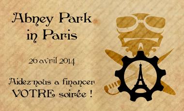 Visueel van project Abney Park à Paris : Steam Tour 2014 !