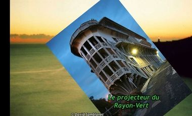 Visueel van project Le projecteur du Rayon-Vert