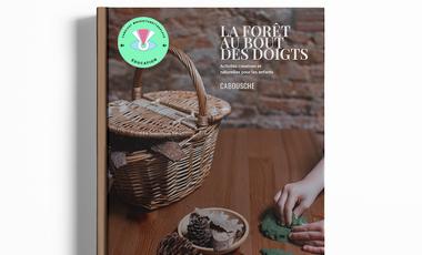 Project visual La forêt au bout des doigts
