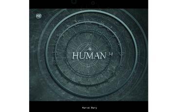 Visueel van project Human 34