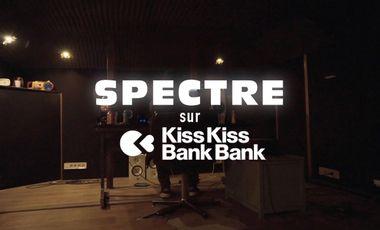Visuel du projet SPECTRE : Le nouvel album de Sheldon
