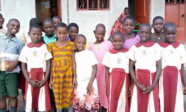 Visuel du projet Aidez-nous à construire une classe de CM2 pour les enfants de Kibale, en Ouganda