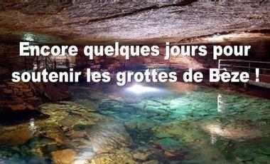 Visuel du projet Sécurisation des Grottes de Bèze
