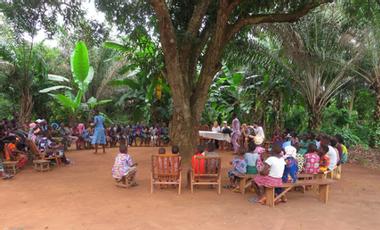 Visueel van project Projet humanitaire Ben'Enfance 2021