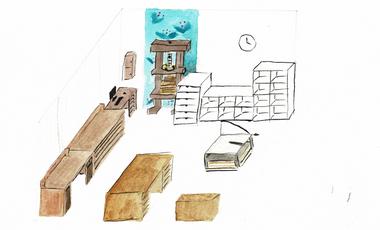 Visueel van project Participez à l'aménagement d'un atelier de reliure artisanale !