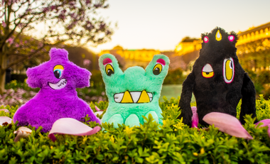 Project visual VOYOU DOG, the best plush toys !