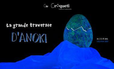 Visuel du projet La grande traversée d'Anoki