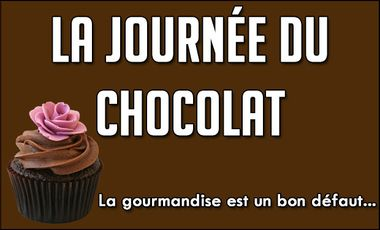 Project visual La journée du chocolat