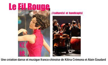 Visueel van project Le fil rouge - culture(s) et handicap(s)