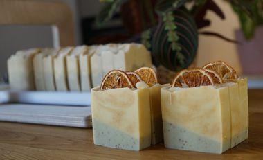 Visueel van project An online store of handmade soaps
