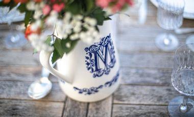 Visueel van project MAISON MANOI - Vaisselle en porcelaine -