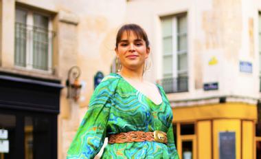 Project visual Romy Etc... Paris, la mode généreuse!