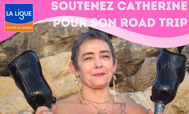 Visuel du projet Road trip Catherine Lafitte