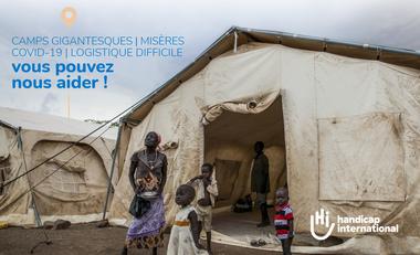 Project visual A Kakuma au Kenya, ils ont besoin de vous
