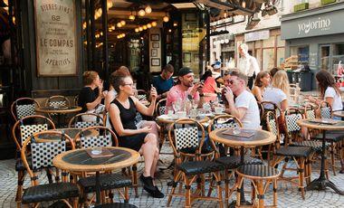 Project visual Réouverture des bars & des restaurants!