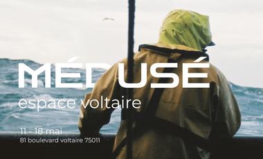 Project visual EXPOSITION PHOTOGRAPHIQUE - MÉDUSÉ - LUCIEN COURTINE