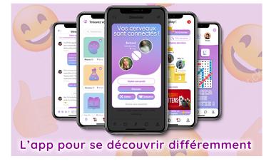 Project visual Développement de l'application SapiioS