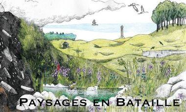 Project visual Paysages en Bataille
