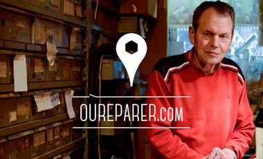 Project visual OUREPARER.COM