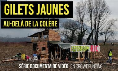 Visueel van project Série documentaire vidéo sur les Gilets Jaunes