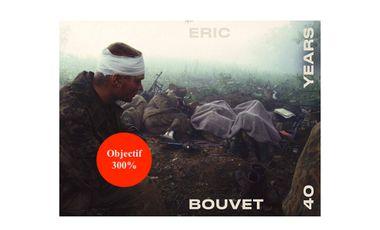 Project visual Éric Bouvet - 40 ans de photojournalisme