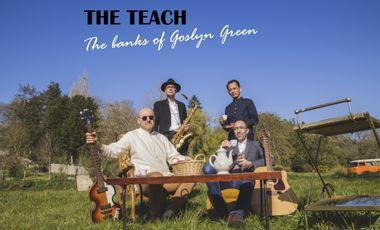 Visuel du projet PRÉVENTE du CD TARIF EXCLUSIF 5€ - The banks of Goslyn Green - The Teach