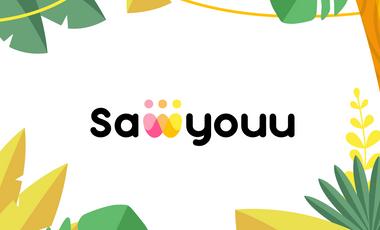 Visueel van project Sawyouu, l'app feel good qui booste le moral, donne le sourire & la bonne humeur