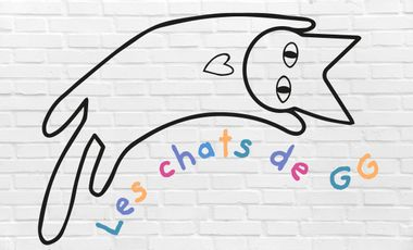 Project visual Les chats de GG
