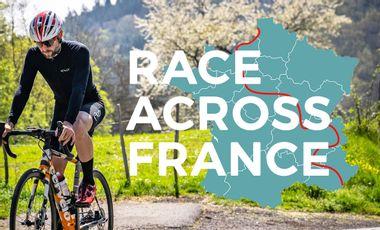 Visuel du projet Sylvain Georges Race Across France 🇫🇷