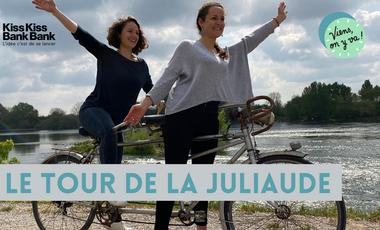 """Visuel du projet """"Viens, on y va !"""" #2 : Le Tour de La Juliaude"""
