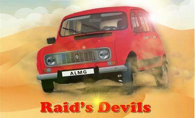 Project visual Raid's Devils
