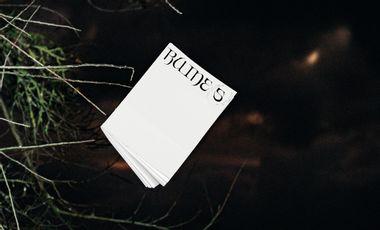 Project visual « RUINE(S) » : dans un monde en crise, une revue en ruine.