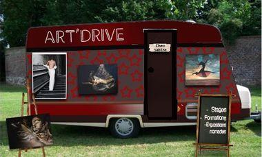 Visueel van project Art'Drive