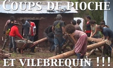 Visueel van project Coups de pioche et vilebrequin !!!