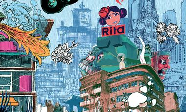 Visueel van project Revue Rita #0000