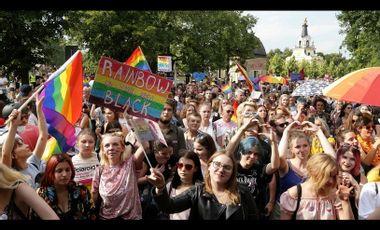 Project visual Le Cinéma contre l'Homophobie - Notre Film : Oxymore !