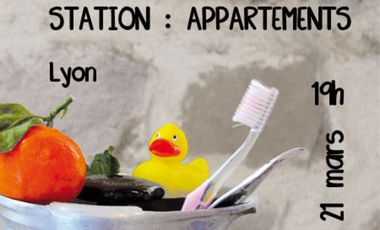 Project visual Station : Appartements