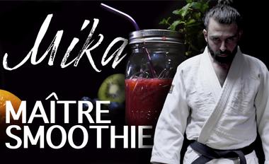 Visueel van project Mika, Maître Smoothie (la suite)
