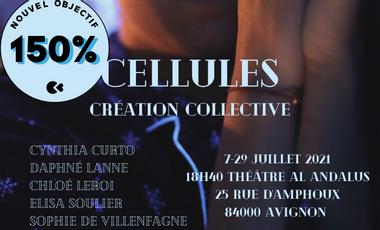 Project visual '' CELLULES '' part à Avignon !