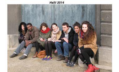 Project visual Impressions d'Afrique – Haïti 2014