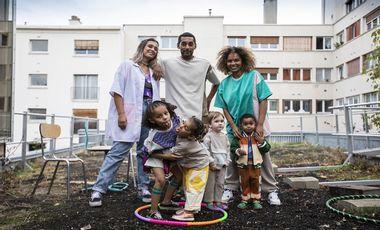 Visuel du projet BOOMCOEUR : UPCYCLING POUR HYPE KIDS & COOL PARENTS