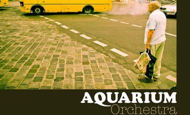 "Visueel van project AQUARIUM ORCHESTRA - ""Le ciel au dessus de чужий"""