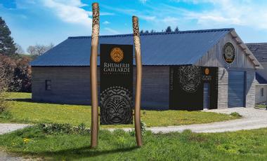 Visueel van project RHUMERIE GAILLARDE 1ère fabrique de rhum en Corrèze