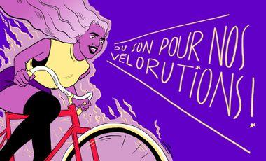 Visuel du projet Du son pour nos vélorutions_Achat d'une enceinte puissante et portative