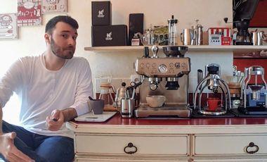 Visueel van project Cherry café ambulant - café de spécialité, bio, éthique